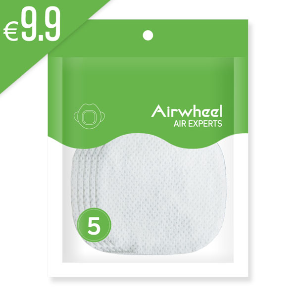airwheel electric mask filters
