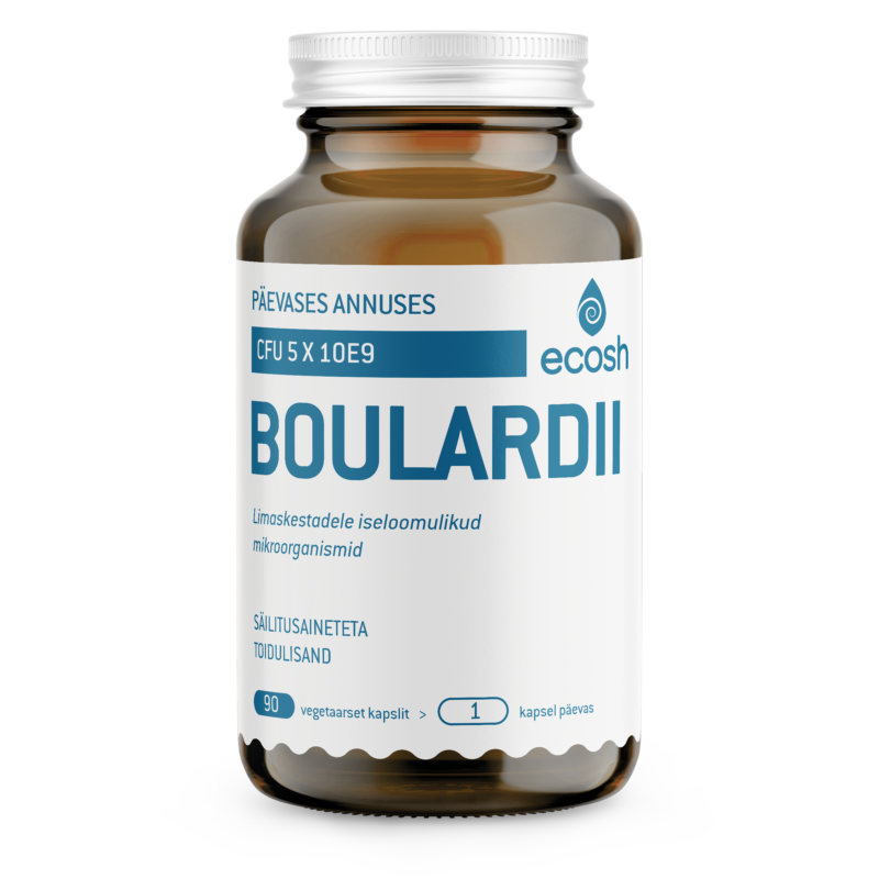 boulardii transparent