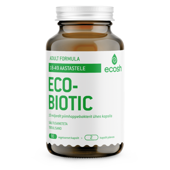 ecobiotic adult transparent
